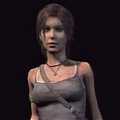 Lara Costume De  Tomb Raider