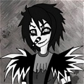 Laughing Jack Cosplay von Creepypasta