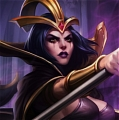 LeBlanc Costume from League of Legends