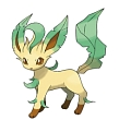Leafeon Cosplay from Pokemon