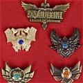 League of Legends Brooch (Set) Desde League of Legends