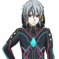Ledo Cosplay from Gargantia on the Verdurous Planet