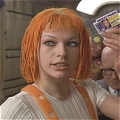 Leeloo Cosplay from The Fifth Element