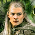 Legolas Wig from The Lord of the Rings