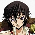Lelouch Cosplay  Wig from Code Geass