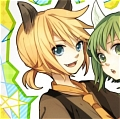 Len Cosplay (Ah Its Wonderful Cat Life) von Vocaloid