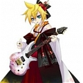 Len Cosplay (Fleeting Moon Flower) De  Vocaloid