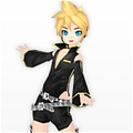 Len Cosplay (Punkish) from Vocaloid