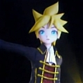 Len Cosplay (Servant of Evil Live Ver) from Vocaloid