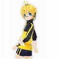 Len Cosplay (Stylish Energy) De  Project Diva F
