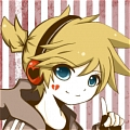 Len Cosplay (Unhappy Refrain) from Vocaloid
