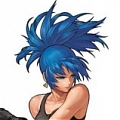 Leona Wig from The King of Fighters