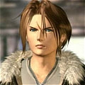 Leonhart Cosplay Desde Final Fantasy VIII