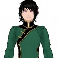 Lie Ren Cosplay De  RWBY