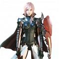 Lightning Cosplay von Final Fantasy XIII