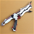 Lightning Gunblade Gun from Lightning Returns Final Fantasy XIII