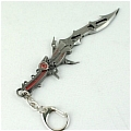 Lightning Sword (Key Ring) Desde Final Fantasy XIII