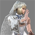 Lili Costume (Wedding) from Tekken