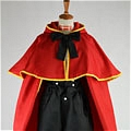 Lily Costume (Shorts and Cloak) from Pandora Hearts