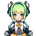 Lime Cosplay from Grand Chase