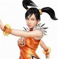 Ling Xiaoyu Cosplay from Tekken