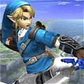 Link Costume (Blue) form The Legend of Zelda
