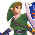 Link Cosplay (Green) from The Legend of Zelda Skyward Sword