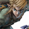Link Cosplay (Grey) Desde The Legend of Zelda