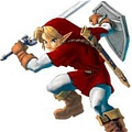 Link Costume (Red) form The Legend of Zelda