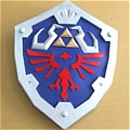 Link Shield Desde The Legend of Zelda
