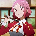 Lisbeth Wig from Sword Art Online