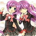 Little Busters School Uniform from Little Busters