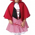 little Red Costume (Toddler Deluxe) Da Cappuccetto Rosso