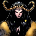 Loki Cosplay (Female) von Marvel's The Avengers