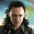 Loki Cosplay von Marvel's The Avengers