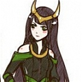 Loki Costume (Female) from The Avengers
