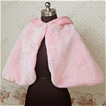 Lolita Cape (07040200-Q Pink)