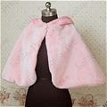 Lolita Cape (07040200-Q Pink)