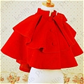 Lolita Cape (09040303-H Red)