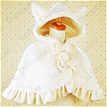 Lolita Cape (09040304-B White)