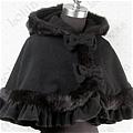 Lolita Cape (09040304-H Black)