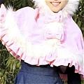 Lolita Cape (09040304-Q Pink)