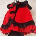 Lolita Cape (09040304-R Red)
