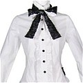 Lolita Clothing (Blouse,Brook)