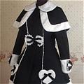Lolita Coat (08040107-H Black)