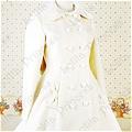 Lolita Coat (08040300-B White)