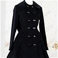 Lolita Coat (08040300-H Black)