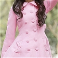 Lolita Coat (08040300-Q Pink)