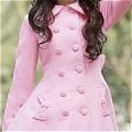 Lolita Coat (08040300-Q Pink)