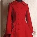 Lolita Coat (08040300-R Red)